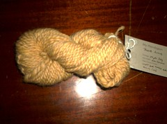 Toasted Almond Alpaca Wool