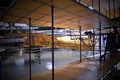 Bullseye Avro Plane