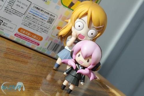 Kirino: OMG, Tako-Luka merged with Harumi-chan!!