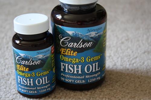 Carlson fish oil