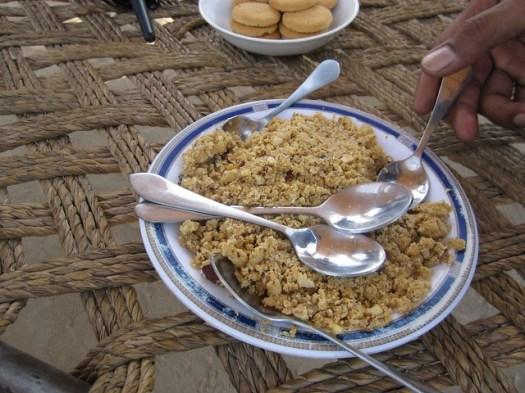Pinjiri. I grew up eating this. God I need this. Everyday.