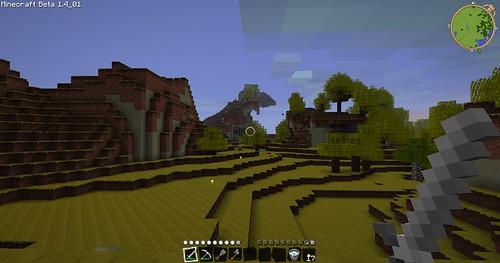 Minecraft - The Floating Island