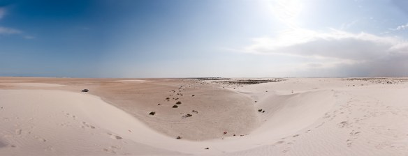 Panorama from Dune's Crest