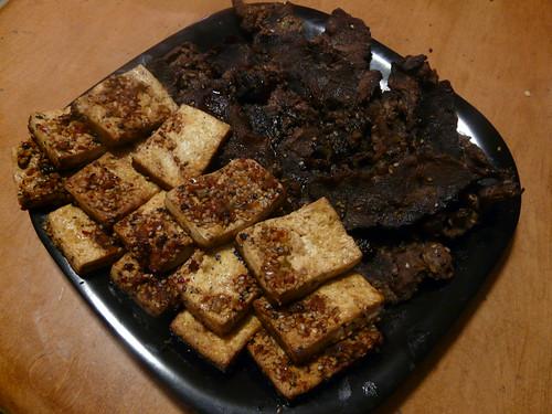 Tofu Chorim
