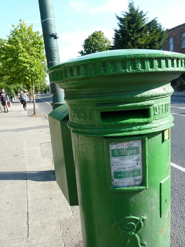 Postbox 1 July