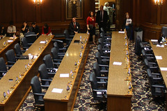Indiana House of Representatives Meeting