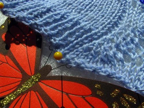 Star Gazing Test Knit - Waist Shaping
