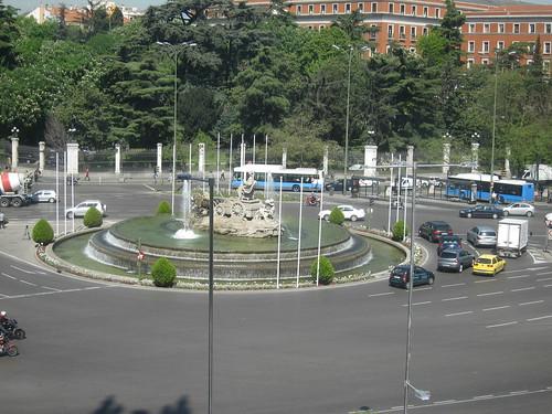 Palacio de Buenavista. Cibeles. Madrid