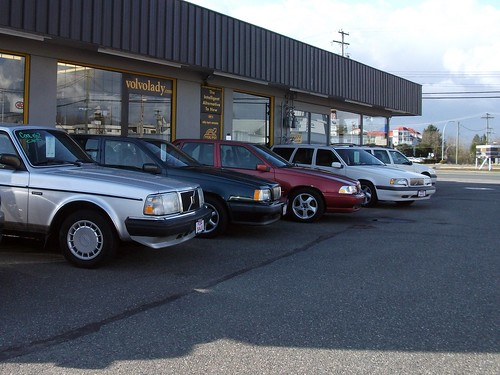 Volvo Lady Inventory