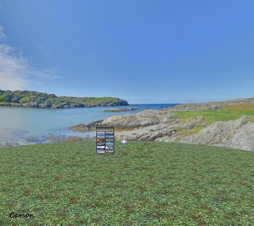 Two Moon Panoramics - Wild Scottish Coast (4)