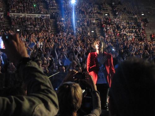 Gianna Nannini live at Arena di Verona
