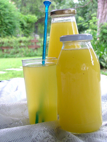 pineapple limeade - succo di ananas