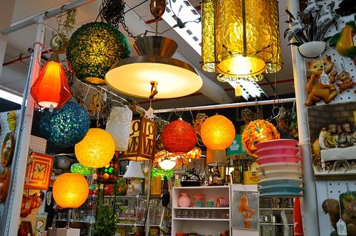 Spaghetti Lamp Heaven!
