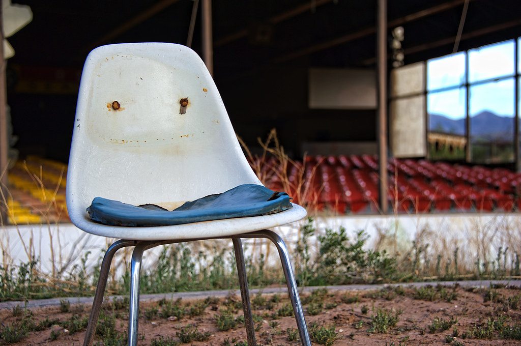Chair with Personality