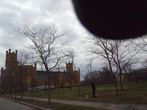 Cranston Street Armory, Providence RI