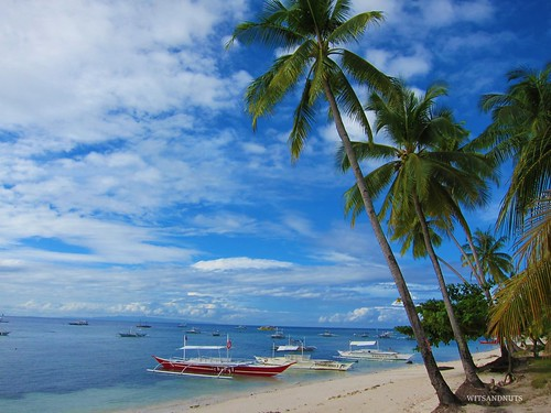 Lost Horizon Hotel Beach Front, Alona Beach, Bohol