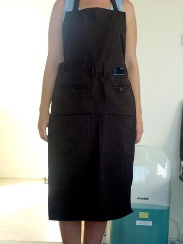 Pants no more - Part 1 - Apron