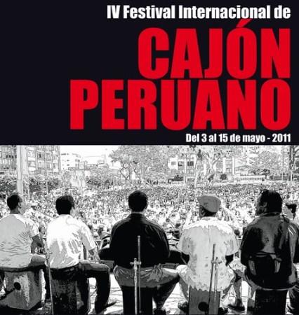 Tira Afiche Cajoneada 2011