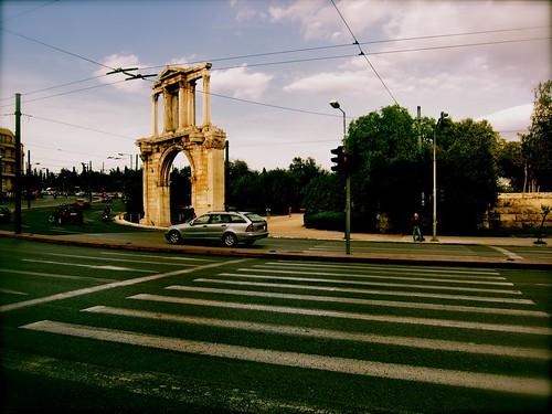 Athènes - Mai 2011