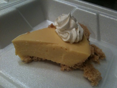 Mango Pie from The Tavern