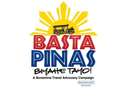 Basta Pinas logo