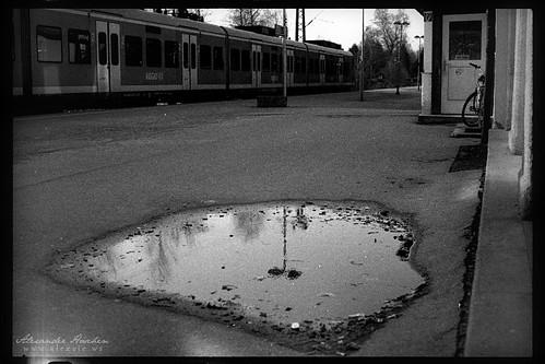 Penzberg-Bahnhof
