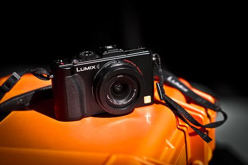 Panasonic LX-5 mini review