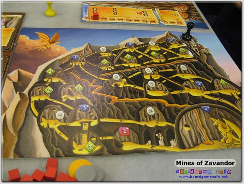 BGC Meetup: Mines of Zavandor
