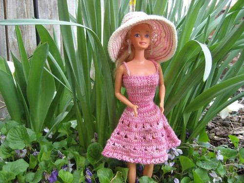 Barbie - Spring outfit