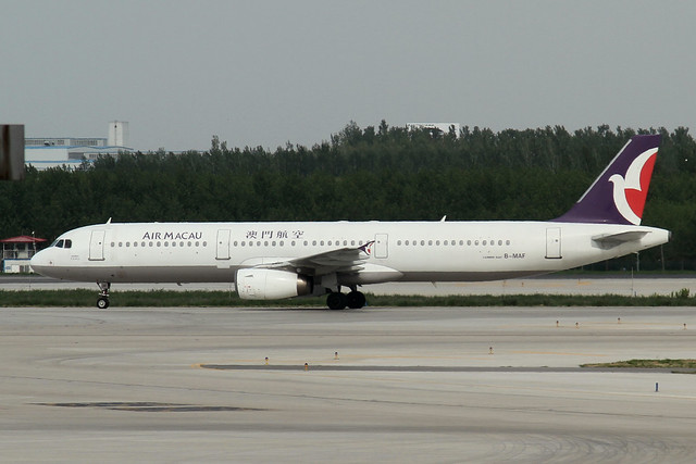 Air Macau A321-100(B-MAF)
