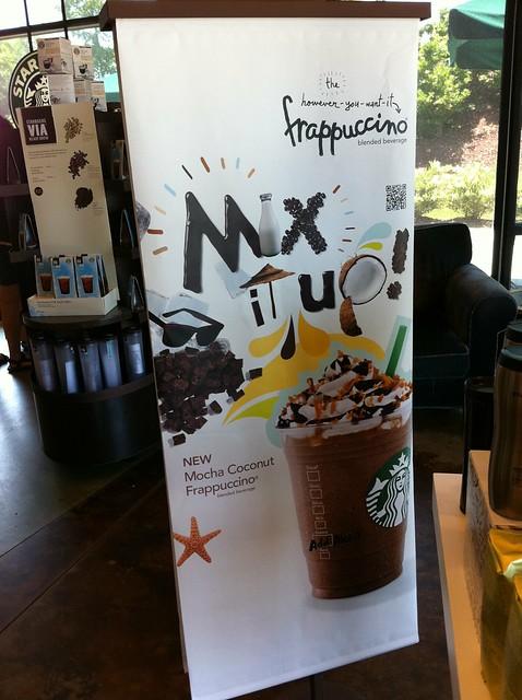 Starbucks srch qr code