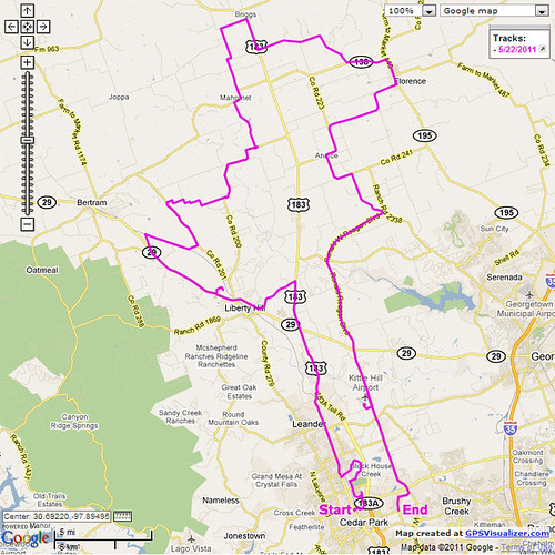 5-22-2011 Ride