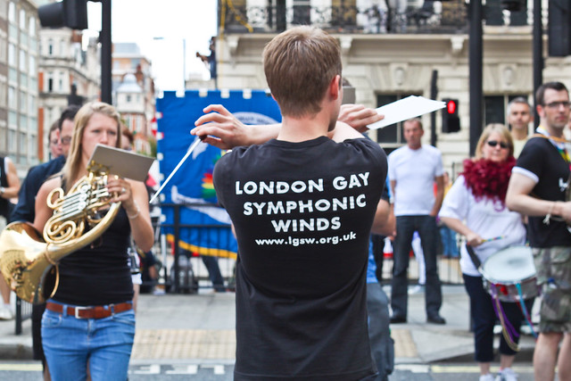 London Symphonic Gay Winds