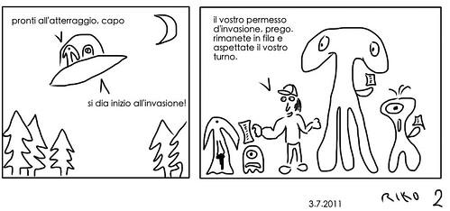 Troll e Phanty - 2 by Federico Gobbo