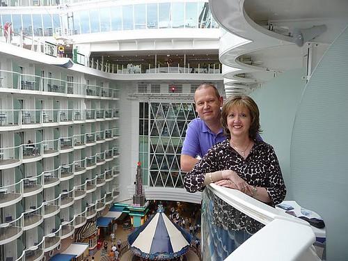 Allure balcony
