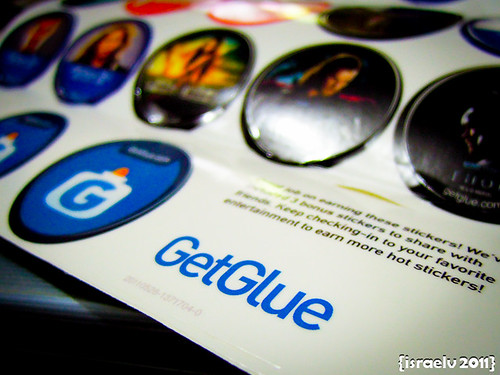 GetGlue is cool! by israelv