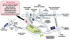 House of Favors (Bukit Jalil) Grand Opening Sale 1 – 17 Jul 2011 map