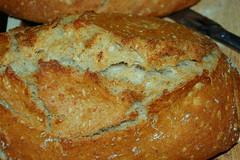 A 'levain' sourdough bread