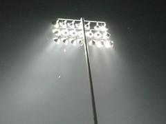 floodlights