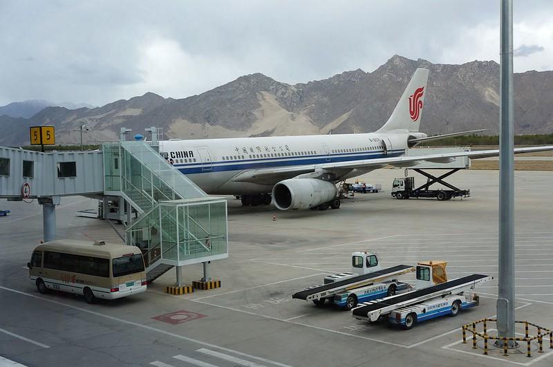 中國國際航空(Air China)初體驗。臺北—成都—拉薩 | TERESA的旅遊筆記