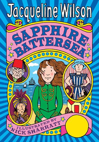 Jacqueline Wilson, Sapphire Battersea