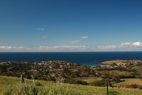 View over Kiama