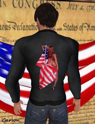 Land of the Free Jacket