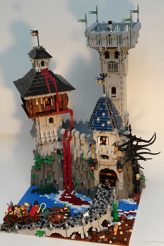 Count Squidula's Mansion