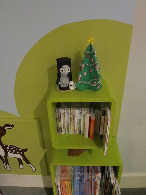 Symphony's Penguin & Tree Crafts