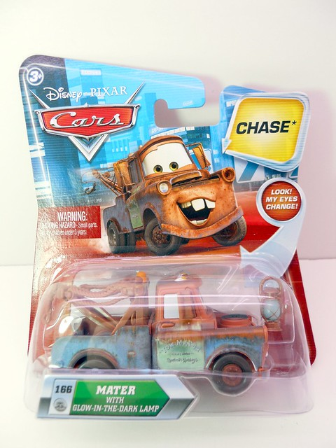 Disney Cars chase mater with glow lantern (1)