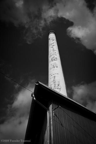 龍野 醤油の街