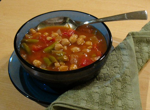 Garbanzo Bean Stew