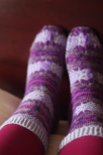 Bandelier socks