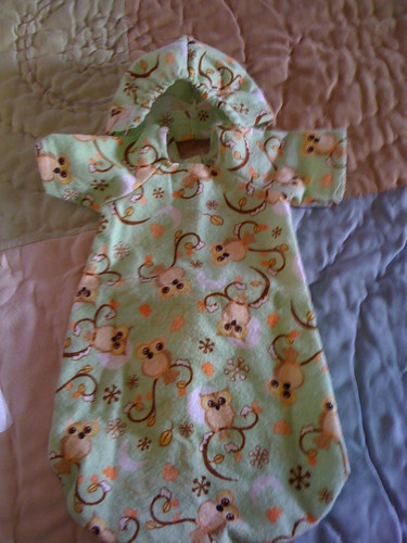 Baby Doll Bunting